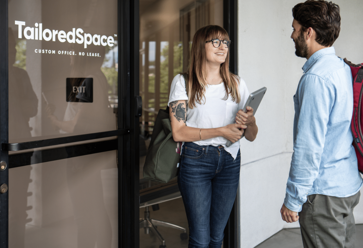 TailoredSpace coworking spaces for Real estate Agents